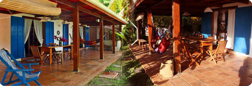 Ivans House Montezuma Vacation Rental Costa Rica