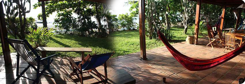 Ivans House Montezuma Vacation Rental Costa Rica